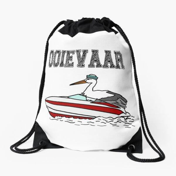 Ooievaar Drawstring Bag