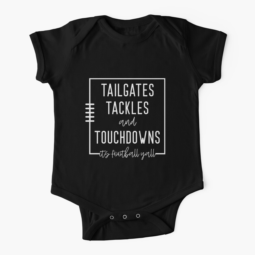 Gifts for Her Tailgates Tackles Touchdowns Football Sweatshirt