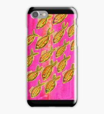 GOLD FISHES iPhone Case/Skin