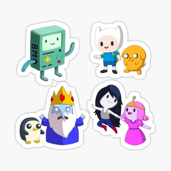Adventure Time Sticker Pack Sticker