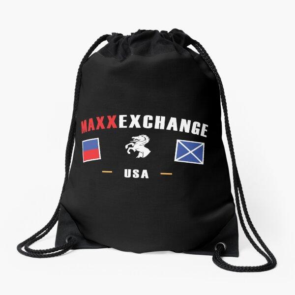 Maxx Exchange Stallion Catamaran Powerboat Skipper. Drawstring Bag