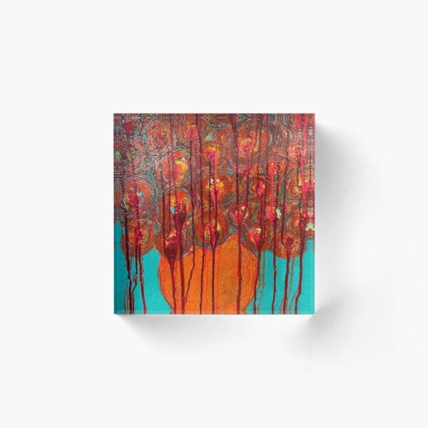 """Stigmata Marigolds"" 