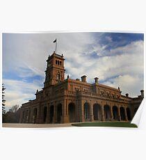 Werribee Mansion ~ Werribee Park, Victoria Poster