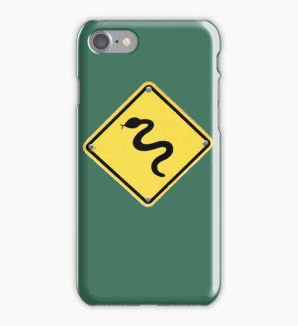 Beware! iPhone Case/Skin