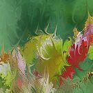 Abstract Art IPhone Case by Lynda   McDonald