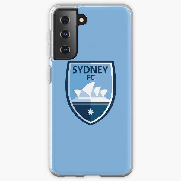 Sydney FC Samsung Galaxy Soft Case