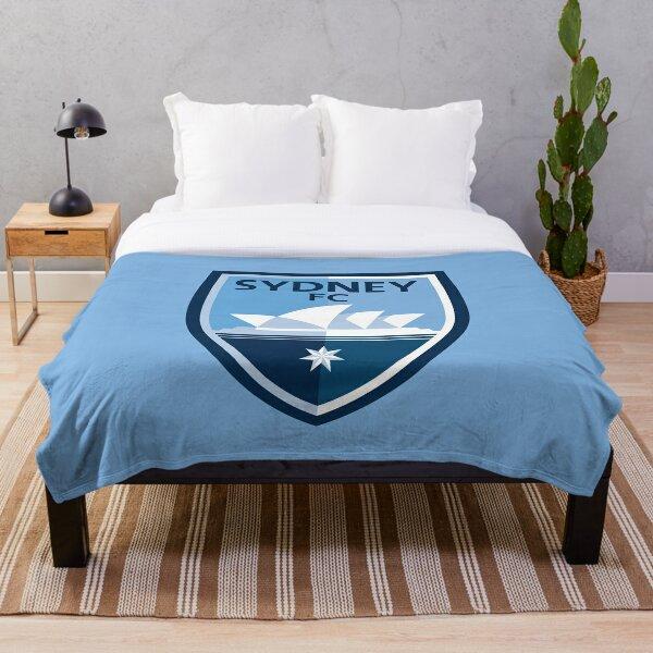 Sydney FC Throw Blanket