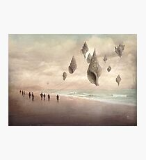 Floating Giants Photographic Print
