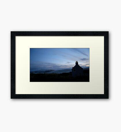 sky guizer Framed Print