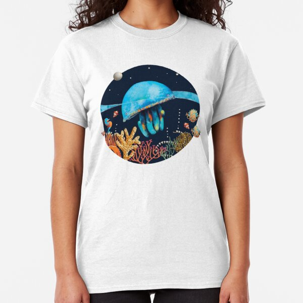 Jellyfish and Friends Classic T-Shirt