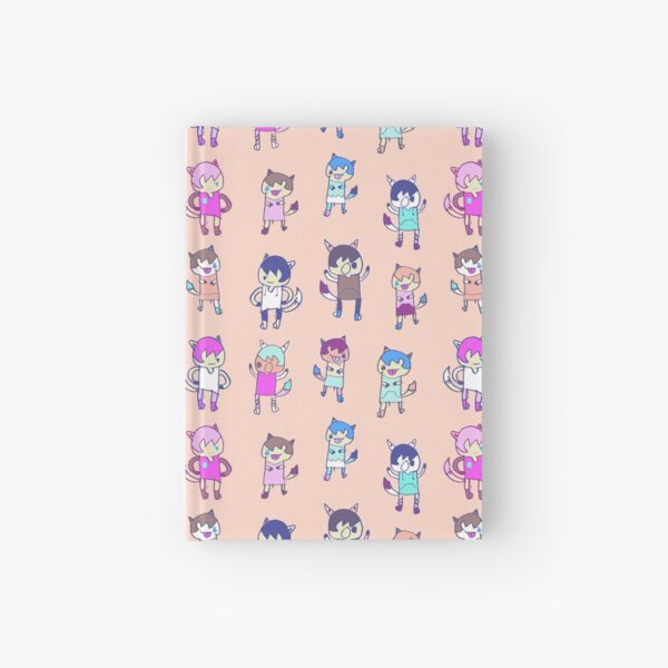 Collab With Austin Hardcover Journal