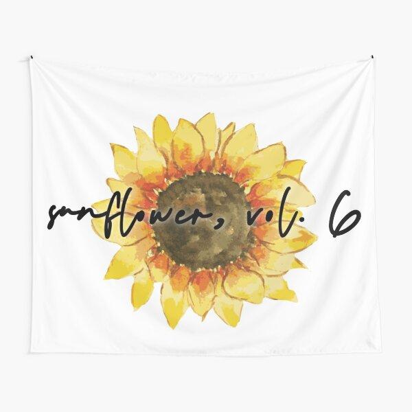 sunflower, vol. 6 Tapestry
