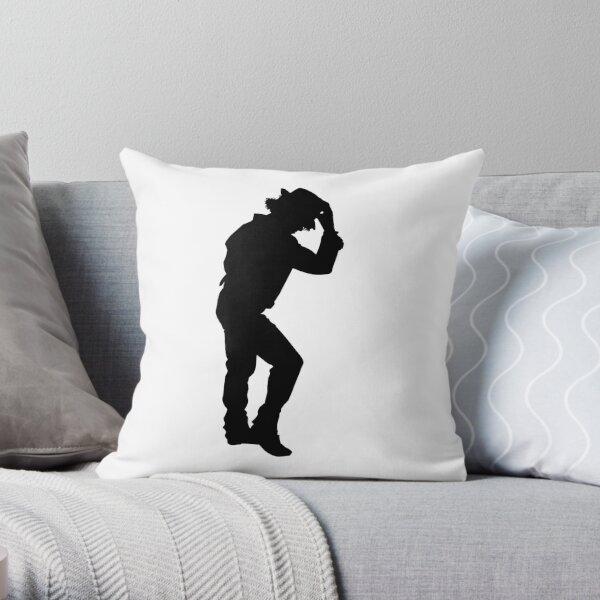Wei/ß Michael Jackson Funny Kissenbezug//Cushion Cover