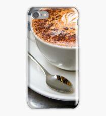 Capuccino iPhone Case/Skin