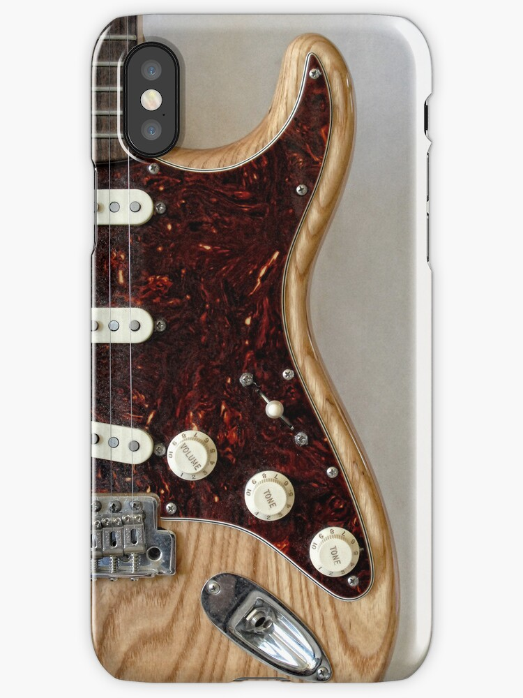 Fender - iPhone Case by Colleen Drew