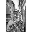 Walking and Shopping- the iPhoneCase by Kostas Koutsoukanidis