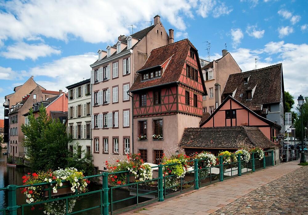 Strasbourg. Small France by Dfilyagin