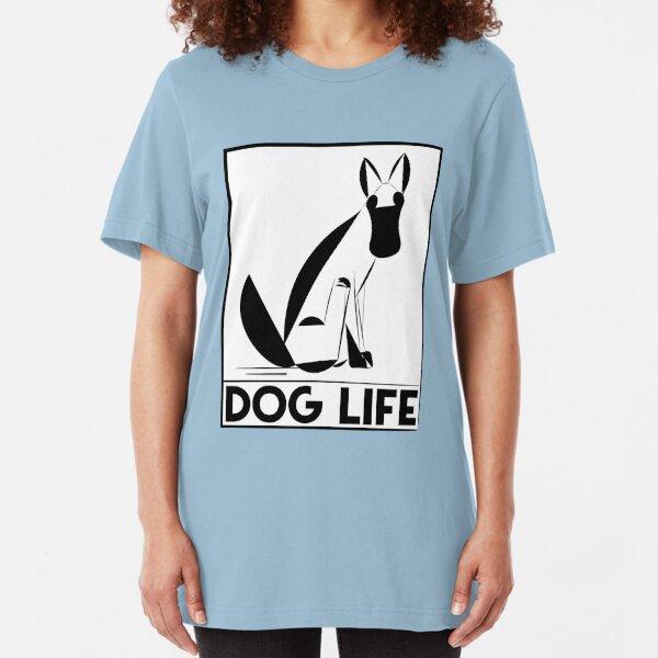 Dog Life Slim Fit T-Shirt