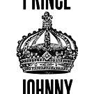 Prince Johnny by rolypolynicoley