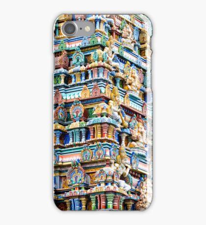 Hindu Temple iPhone Case/Skin