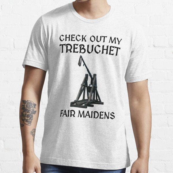 Check out my Trebuchet Essential T-Shirt