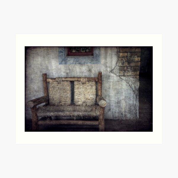 Rustic Retreat Art Print
