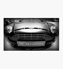 V8 Vantage Photographic Print