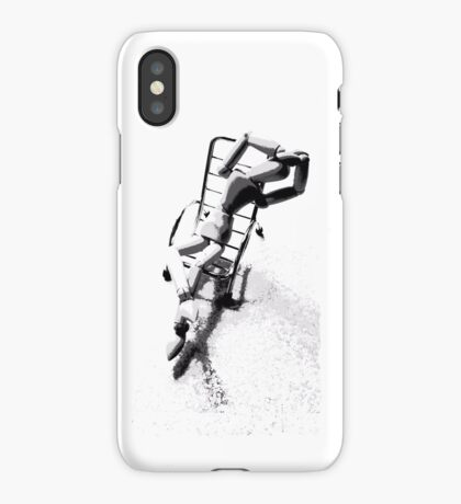 """""""Silly Seat (4)"""" - phone iPhone Case"""