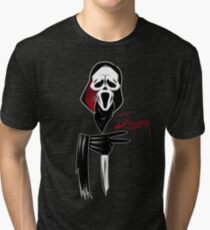 Deuces: Ghostface Edition Tri-blend T-Shirt