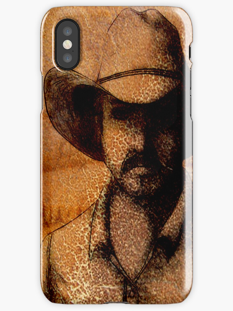 Too Long In Texas -I Phone Case by Diane Johnson-Mosley