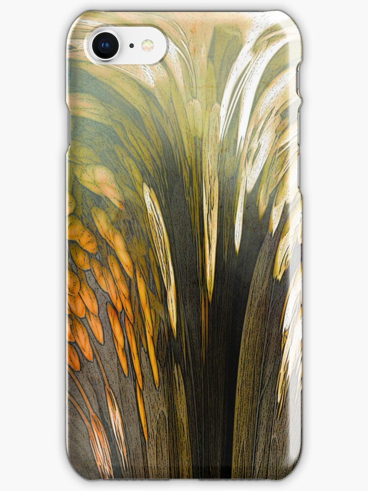 Slipping Into Fall-I Phone Case by Diane Johnson-Mosley