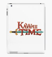 Kawaii Time iPad Case/Skin