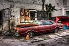 Auto Shop of Last Resort by Bill Wetmore