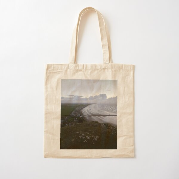 Brean View Cotton Tote Bag