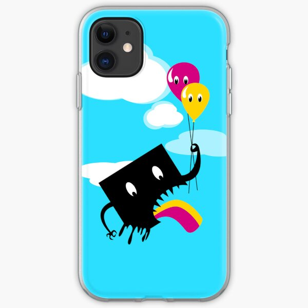 Up, Up & Away! iPhone case iPhone Soft Case