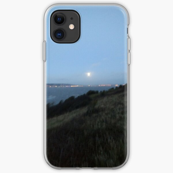 Nightime Brean iPhone Soft Case
