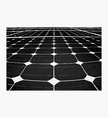 Energy Net Fotodruck