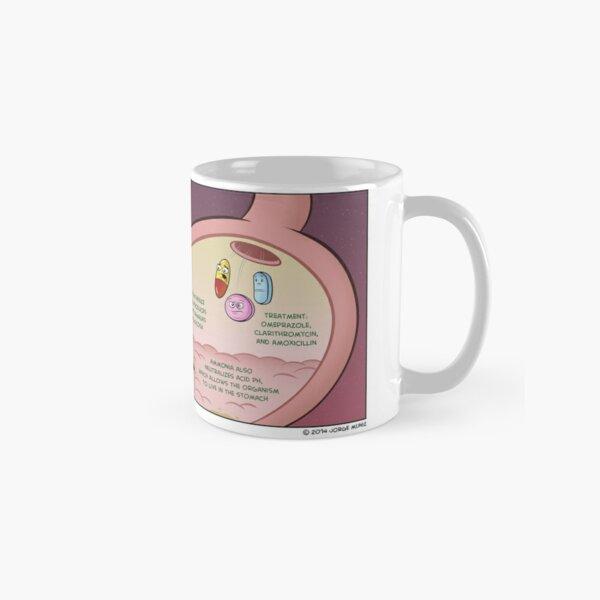 Helicobacter Pylori Infection Classic Mug