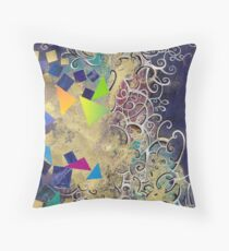 A Bright Moment Throw Pillow