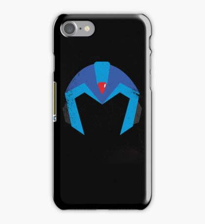Mega Man X Helmet iPhone Case iPhone Case/Skin
