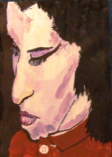 an image of Amy Winehouse by owenjoe91