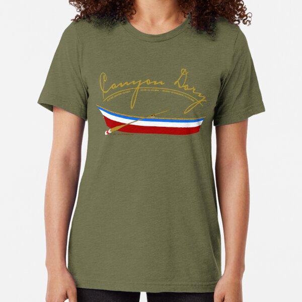 Grand Canyon River Dory Tri-blend T-Shirt