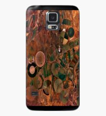 """""""Circles On Earth"""" - phone Case/Skin for Samsung Galaxy"""