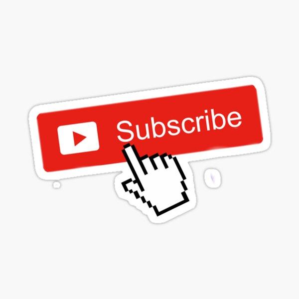 Youtube Abonnieren Sticker