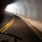 Tunnel Ridin by Laurie Perry