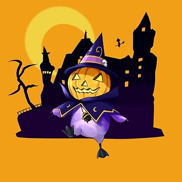 Halloween Rappy by saedru