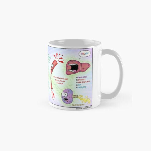 Preeclampsia: Pathophysiology Classic Mug