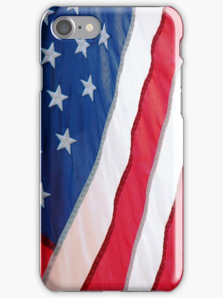American Flag by Sam Warner