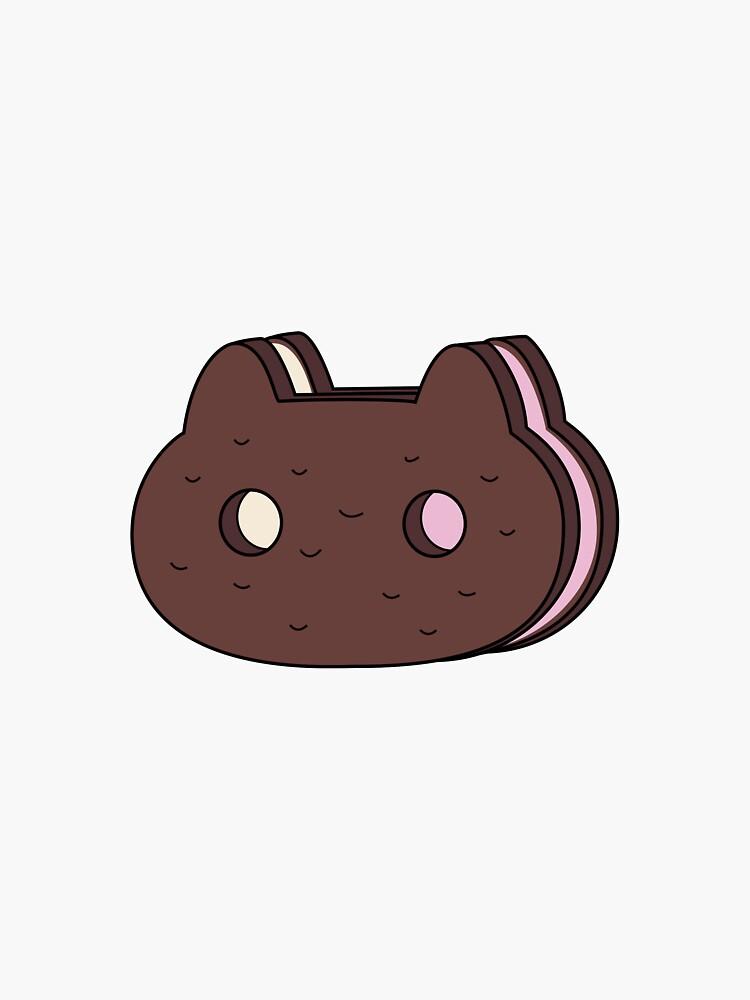 Cookie Cat - Yellow by torahisanerd