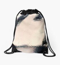 Colored Glass Drawstring Bag